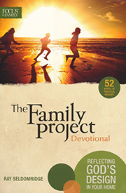 The Family Project (Devotional)