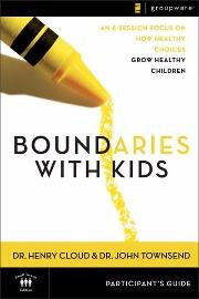 Boundaries with Kids - Participant's Guide