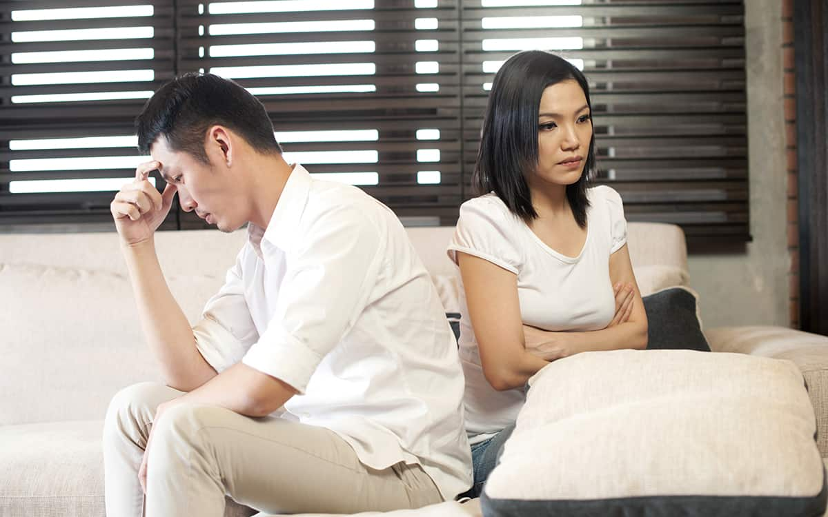 Address Marital Issues